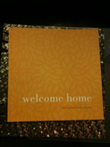 Hyatt at Home collection